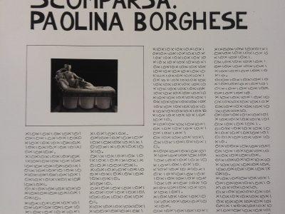 IL CANOVA RIVISITATO: Paolina Borghese Bonaparte