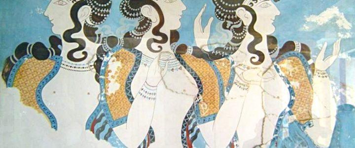Test autovalutazione: arte cretese e micenea
