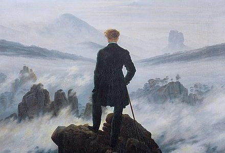 Uomo e natura, soggetto e sfondo