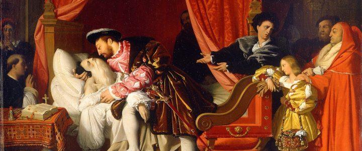 2 maggio 1519 Morte di Leonardo